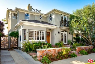 Venice Single Family Home For Sale: 2823 Grayson Avenue