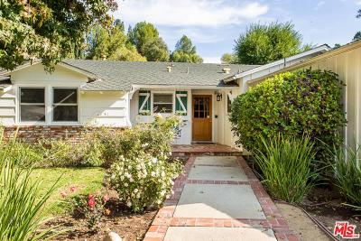 Woodland Hills Single Family Home For Sale: 5166 Kelvin Avenue