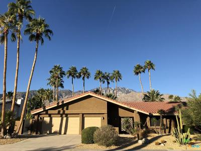 Palm Springs Single Family Home For Sale: 1563 South San Mateo Drive