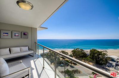 Santa Monica CA Condo/Townhouse For Sale: $3,400,000