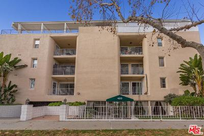 Beverly Hills Condo/Townhouse For Sale: 423 South Rexford Drive #303