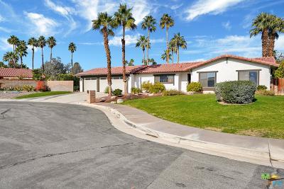 Palm Springs Single Family Home For Sale: 1250 East Caleta Way