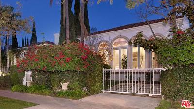 Beverly Hills Rental For Rent: 106 North Oakhurst Drive