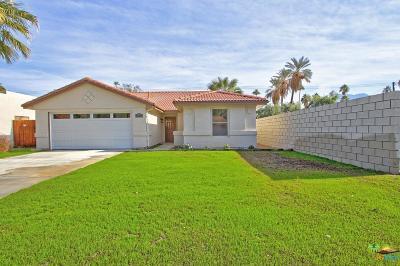 La Quinta Single Family Home For Sale: 51550 Avenida Alvarado