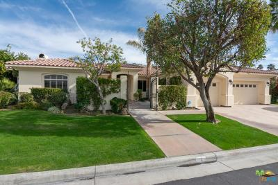 Rancho Mirage Single Family Home For Sale: 10 Via Elegante