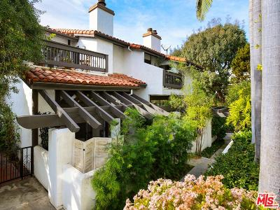 Pacific Palisades Condo/Townhouse For Sale: 1532 Michael Lane