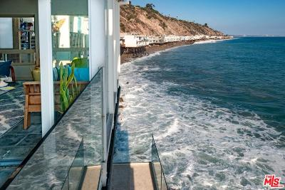 Malibu CA Condo/Townhouse For Sale: $1,595,000