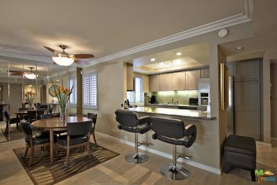 Palm Springs Condo/Townhouse For Sale: 400 North Sunrise Way #240