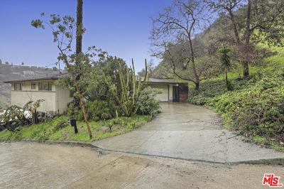Single Family Home Active Under Contract: 8130 Gould Avenue