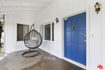 Tujunga Single Family Home Active Under Contract: 10348 Wilsey Avenue