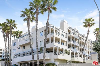 Santa Monica Condo/Townhouse For Sale: 110 Ocean Park Boulevard #205
