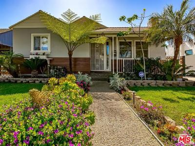 Culver City Single Family Home For Sale: 4035 Coolidge Avenue