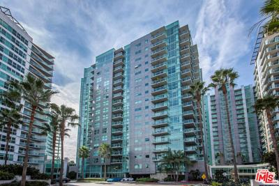 Marina Del Rey Condo/Townhouse Active Under Contract: 13650 Marina Pointe Drive #609