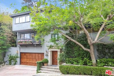 Beverly Hills Single Family Home For Sale: 1517 Schuyler Road