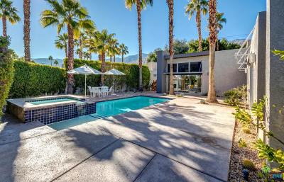Palm Springs Single Family Home For Sale: 641 Dunes Court