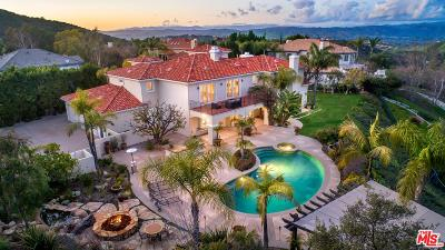 Calabasas CA Single Family Home For Sale: $2,549,000