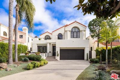Pacific Palisades Single Family Home For Sale: 716 Via De La Paz