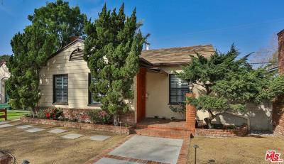 Culver City Single Family Home Active Under Contract: 10925 Wagner Street