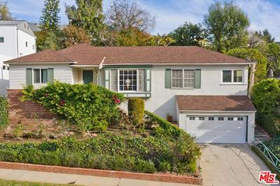 Los Angeles Single Family Home For Sale: 248 South Bentley Avenue