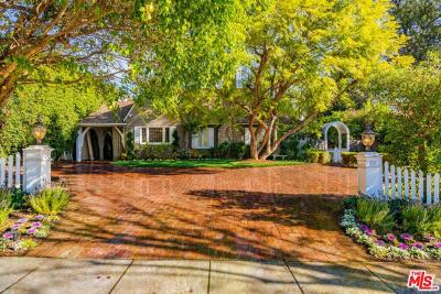 Beverly Hills Single Family Home For Sale: 610 North Rexford Drive