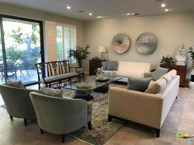 Palm Springs Condo/Townhouse For Sale: 2354 Oakcrest Drive