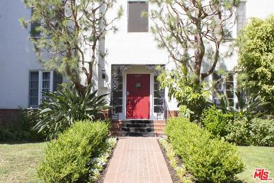 Beverly Hills Rental For Rent: 347 North Palm Drive #204