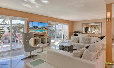 Palm Springs Condo/Townhouse For Sale: 1804 Sandcliff Road
