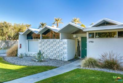 Palm Springs Condo/Townhouse For Sale: 1790 South Araby Drive