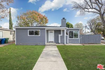 Los Angeles County Single Family Home For Sale: 6834 Nestle Avenue
