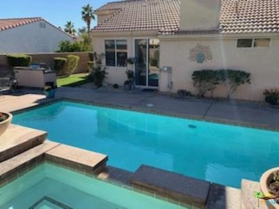 Cathedral City Single Family Home Active Under Contract: 68290 Santiago Road