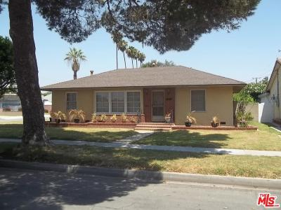 Long Beach Single Family Home Active Under Contract: 5203 East Spring Street