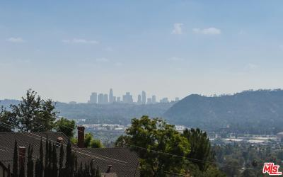 Los Angeles County Single Family Home Active Under Contract: 1015 La Rambla Drive