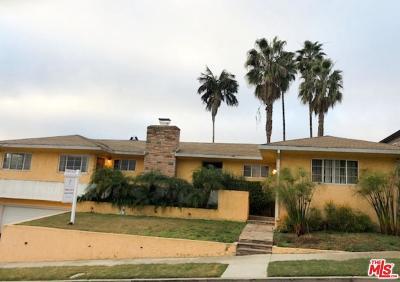 Los Angeles County Single Family Home For Sale: 4965 Vista De Oro Avenue