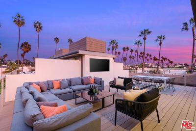 Santa Monica Condo/Townhouse For Sale: 956 5th Street #C