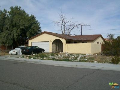 Desert Hot Springs Single Family Home For Sale: 66310 Granada Avenue