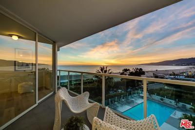 Santa Monica Condo/Townhouse For Sale: 101 Ocean Avenue #B400
