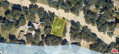 Saugus Residential Lots & Land For Sale: 15706 Spunky Canyon Road
