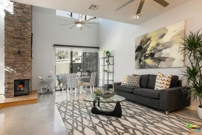 Palm Springs Condo/Townhouse For Sale: 673 East Arenas Road