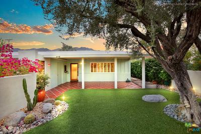 Palm Springs Single Family Home For Sale: 511 North Calle Rolph
