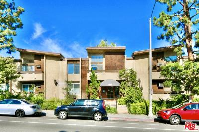 Los Angeles County Condo/Townhouse For Sale: 1414 North Fairfax Avenue #207
