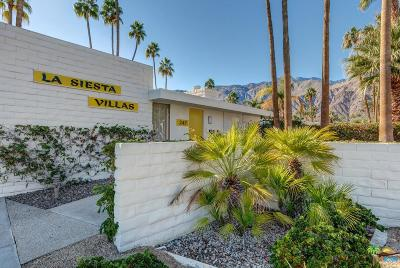 Palm Springs Condo/Townhouse For Sale: 247 West Stevens Road #8