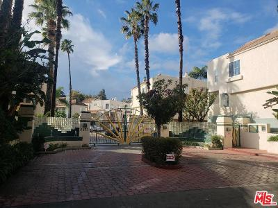Sherman Oaks Condo/Townhouse For Sale: 5455 Sylmar Avenue #902