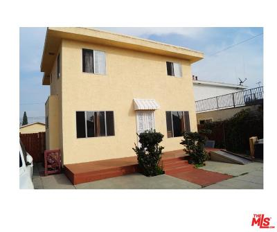 Long Beach Single Family Home Active Under Contract: 1127 East 21st Street