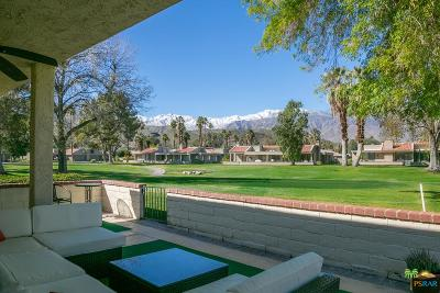 Palm Springs Condo/Townhouse For Sale: 3133 Calle Arandas