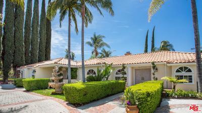 Encino Single Family Home For Sale: 4775 Alonzo Avenue