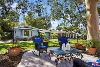 Malibu Single Family Home Active Under Contract: 7119 Fernhill Drive