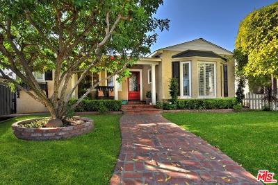 Burbank Single Family Home For Sale: 215 South Beachwood Drive