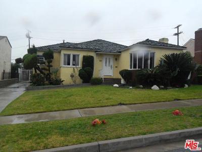 Single Family Home For Sale: 5035 South Verdun Avenue