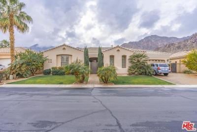 La Quinta Single Family Home For Auction: 48499 Stillwater Drive