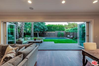Studio City Single Family Home Active Under Contract: 3806 Vantage Avenue